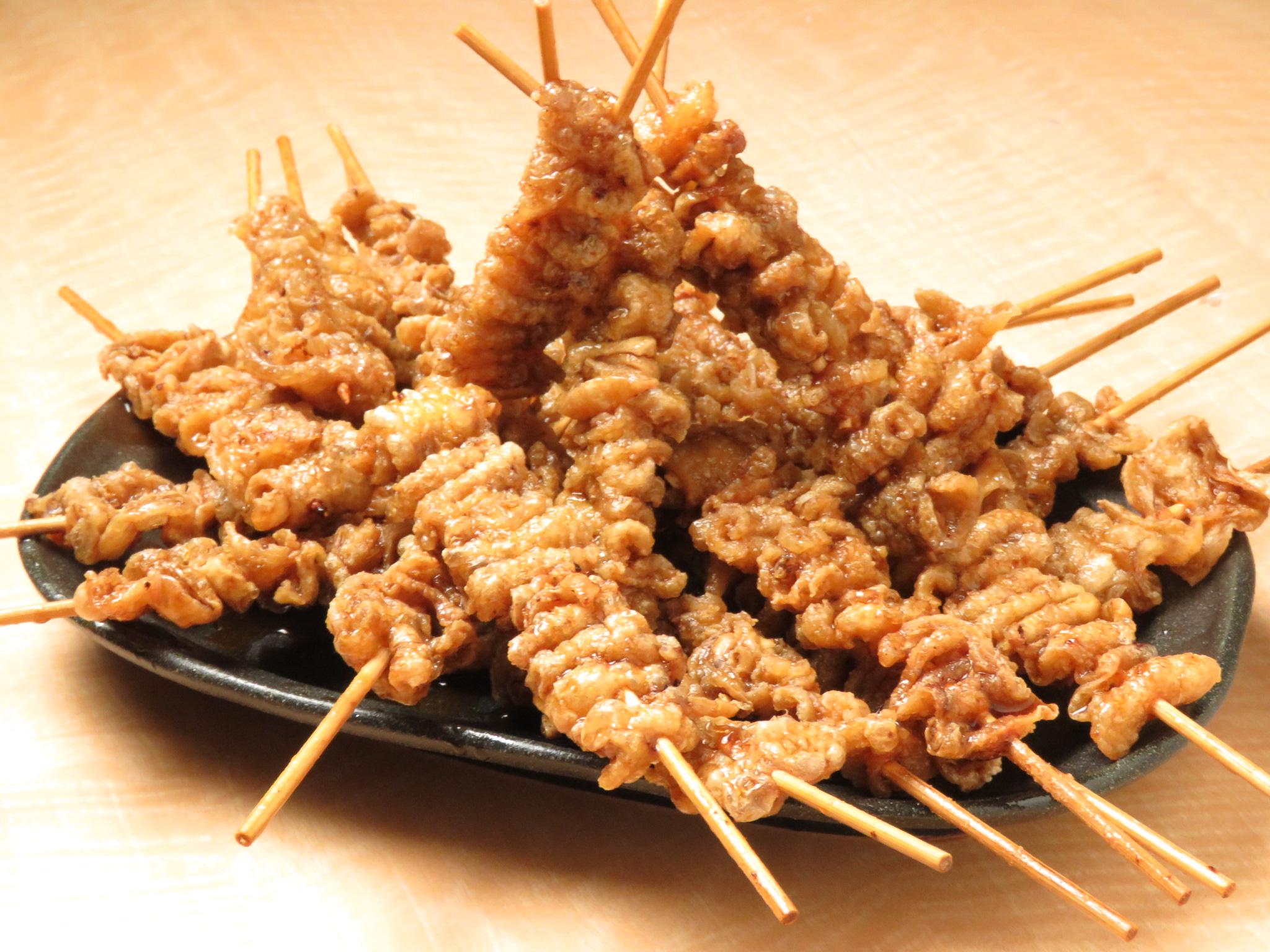 【とりいちず食堂 川口東口店】の病みつき鶏料理