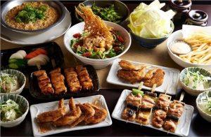 とりいちず食堂 川口東口店の食べ飲み放題コース